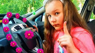 Kids We are in the car Song Nursery Rhymes & Children's Song by Miss Emi