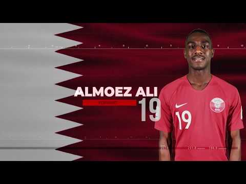 Magical Moments Almoez Ali at the AFC Asian Cup 2019