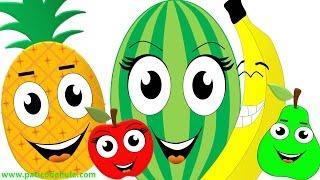 Frutas para niños - Aprender las Frutas - Conocer las fruta...