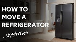How to Move a Refrigerator - Boston Specialty Movers