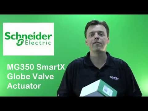 Field Devices MG350 Globe Valve SmartX Actuator Introductory Video