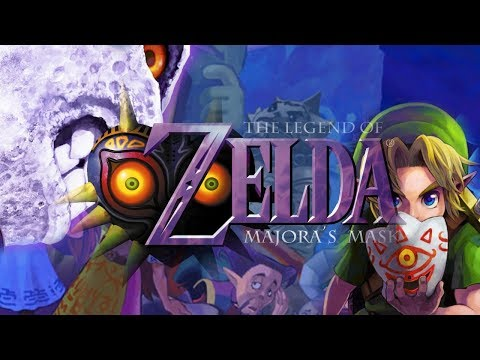 Análisis a The Legend of Zelda: Majora's Mask (N64)