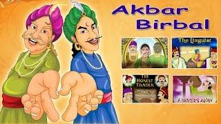 Akbar And Birbal English Kids Animated Story - Part 6/7