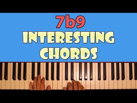Interesting Chords Corner: 7b9