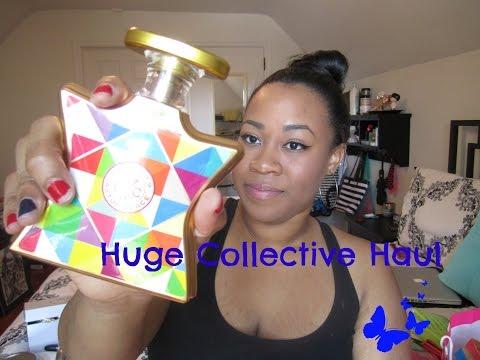 June & July Collective Haul (Sephora, Victoria's Secret, Bond No 9, etc)