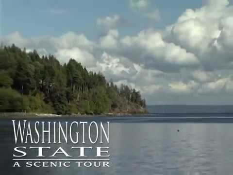 Washington State: A Scenic Tour DVD