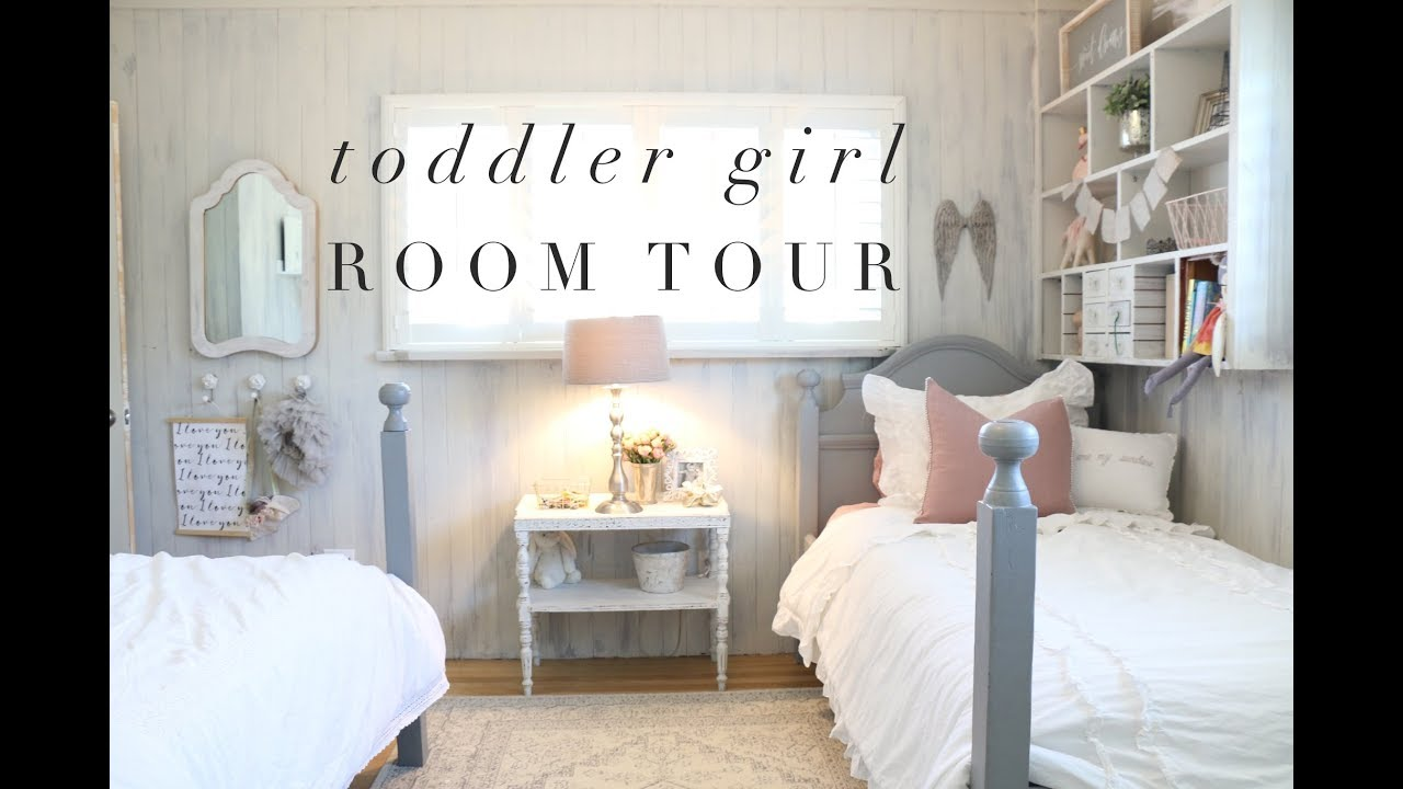 Toddler Girl Room Tour