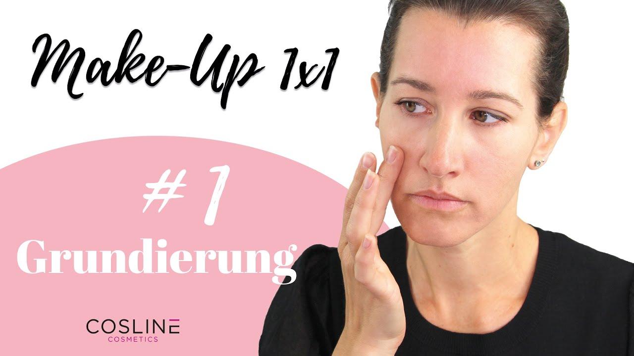 Foundation Routine für Anfänger – Make-Up 1x1
