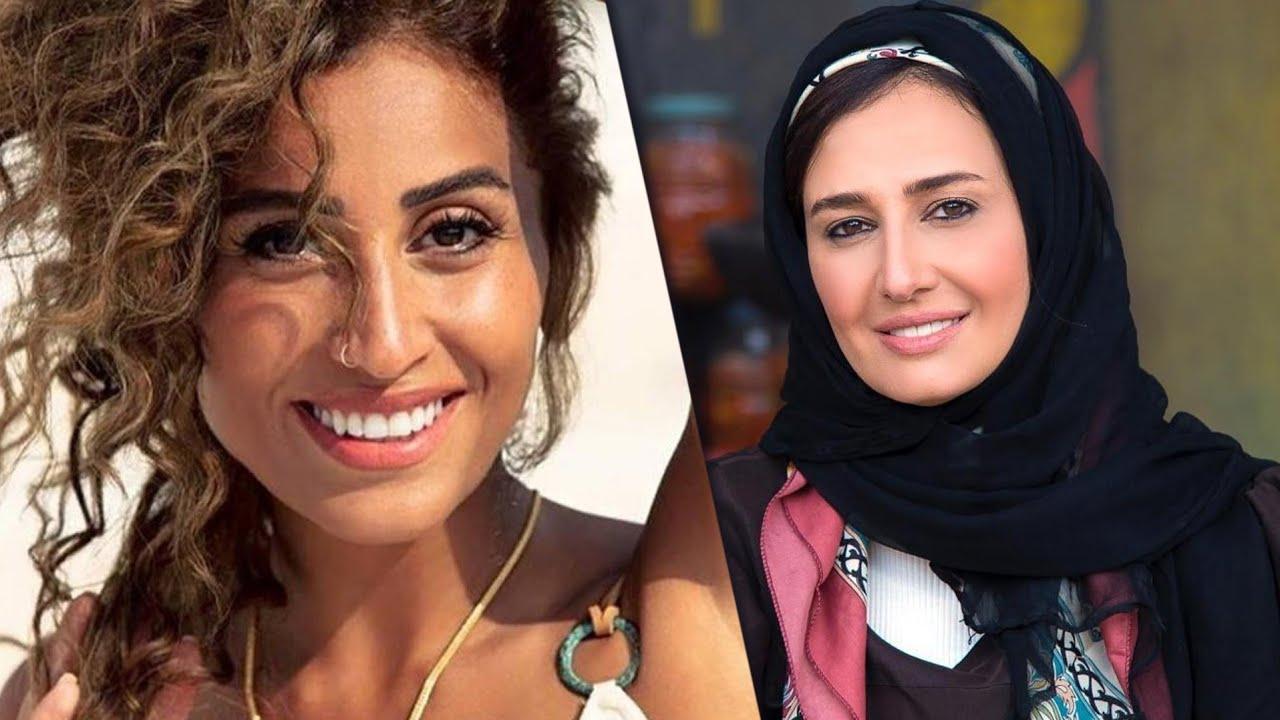 حلا شيحة ترتدي الحجاب..نجمة شهيرة مهددة بالقتل ودينا الشربيني تفقد ذاكرتها