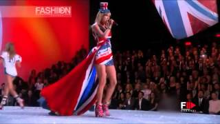 Light Em Up Fall Out Boy Ft Taylor Swift Victoria S Secret Fashion Show 2013