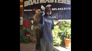 CALIFORNIA DELTA GIANT LARGEMOUTH BASS 2014 EDITION. FISHING WITH RIPPN LIPPS HIT SQUAD