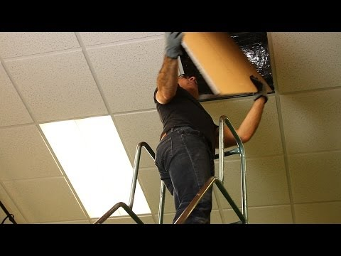 removing-your-old-ceiling-tiles