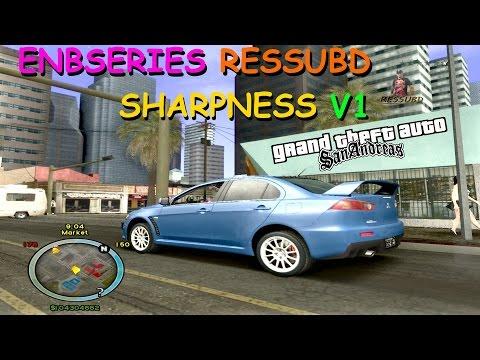 ENBSERIES 2016 SHARPNESS RESSUBD V1 (Sem Bulb ,Dof) PARA GTA SAN ANDREAS BY OLIVEIRA FULL HD 1080p60