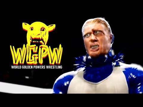 IS TOP-NOTCH READY FOR MECHA SANTA? WGPW EPISODE 17! (WWE 2K17 Gameplay)