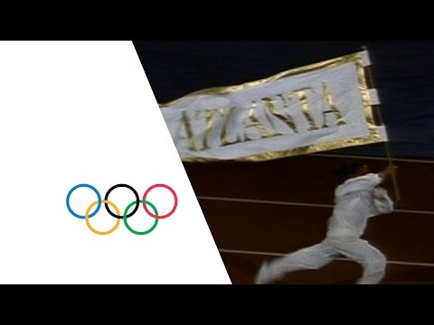 Atlanta 1996 Olympic Games - Olympic Flame & Opening Ceremony