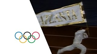 Celebrations Open The 1996 Atlanta Olympics | Olympic History