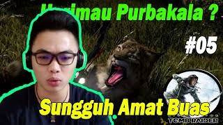 Rise Of The Tomb Raider - Harimau Purbakala - Indonesia - #05