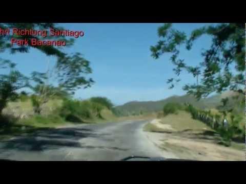 Fahrt Richtung Santiago de Cuba im Park Bacanao - Teil 2