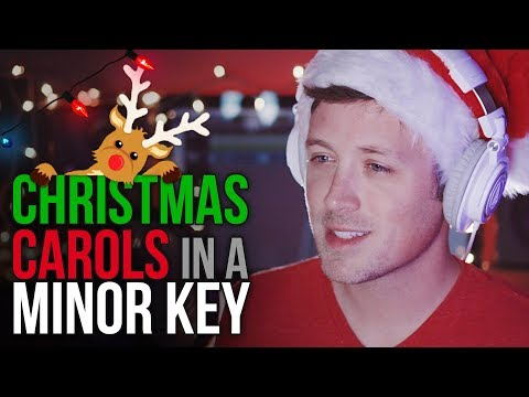 CHRISTMAS CAROLS In A MINOR KEY! 🎄🎅🏻 🎁