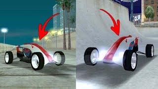 Secret Spider-Man car Location in GTA San Andreas! (Hidden Place) #RAJPOOTGAMER