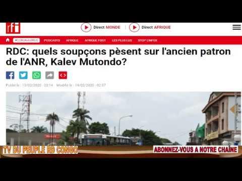 EYINDIEEEE COMPLOT CONTRE LE PRESIDENT ET LA RDC AVEC KALEV MUTONDO SOUPCONNE CHEF DES ADF ET AUTRES