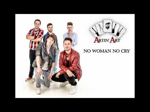 Artin'Art - No Woman No Cry (Bob Marley Cover)