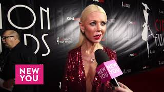 Tara Reid at the Cinefashion Film Awards