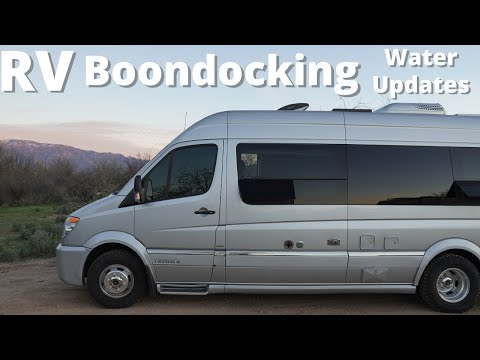 water-upgrades-for-rv-boondocking-|-full-time-rv-living