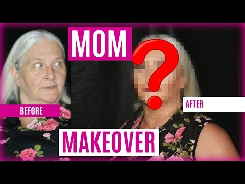 HE DOES HIS MOM MAKEUP AND WHAT HAPPENS NEXT WILL AMAZE YOU!!