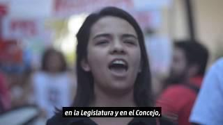 Alejandra Arreguez - Acompañanos con tu voto y hagamos historia YouTube Videos