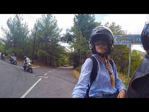 Chopper Club Cyprus, ride to Pera Pedi, Troodos Mountains, part five.