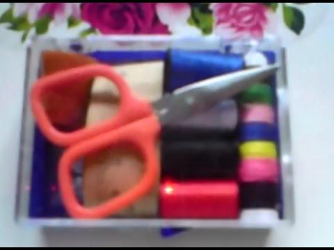 Sewing Kit bought at Piedmont Hospital Atlanta