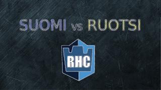 Clash Royale - Suomi vs Ruotsi
