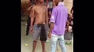 The slap to heaven