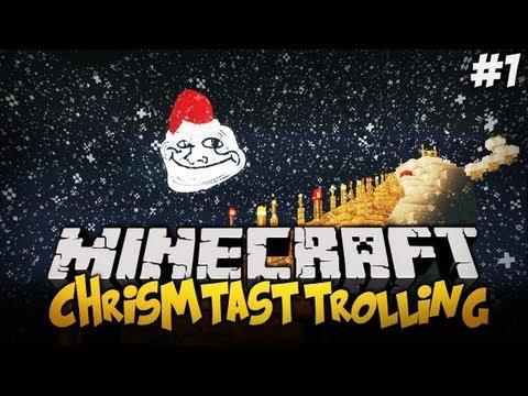 Minecraft Christmas Trolling - Blow Farciarz !! - Świąteczna Mapka z Remkiem ![#1]