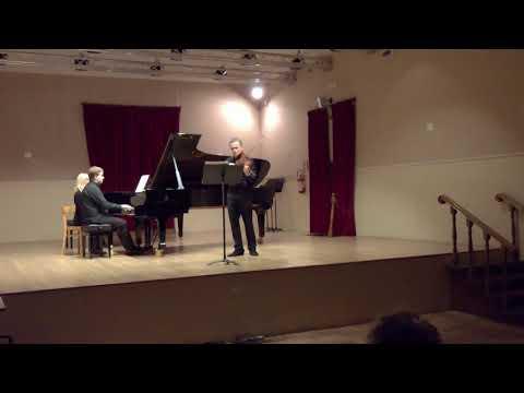 Conservatorio Pergolesi - Dmitry Smirnov & Andrei Telkov