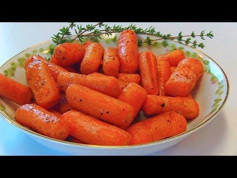 Bettys Roasted Carrots