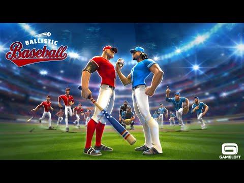 Ballistic Baseball (Gameloft / Apple Arcade) - Gameplay