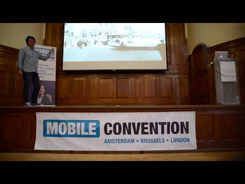 """Jeremy Abbett: """"Focus on people's attention, not their time"""" @ Mobile Convention"""