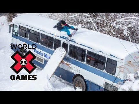 The Cabin Report featuring Chris Grenier and Alex Andrews: Episode 3 | World of X Games