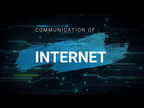Communication Of Internet
