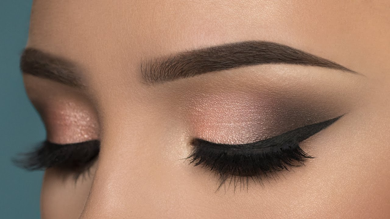 smokey eye night out makeup tutorials