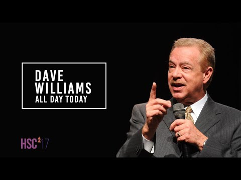 Holy Spirit Conference 2017 Session 2 Dave Williams