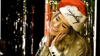Exclusive Behind the Scenes For Naughty List Music Video | Dixie D'Amelio