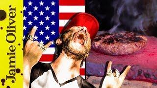EXTREME burgers! | DJ BBQ