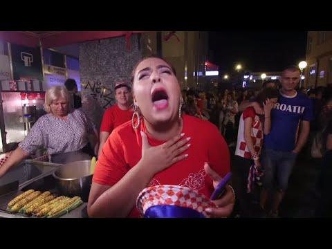 Mondial-2018: la Croatie en ébullition