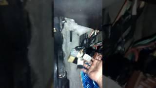 consertando farol e limpador de parabrisas do tempra versão ouro