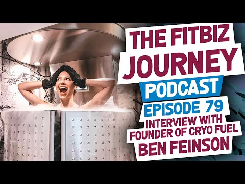 Interview with Founder of Cryo Fuel Ben Feinson - FitBiz Podcast: Episode 78