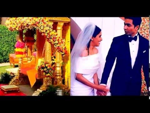 Actress Asin Wedding Album Gallery