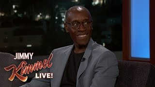 Don Cheadle on Inebriated Golfing with Anthony Anderson & George Lopez